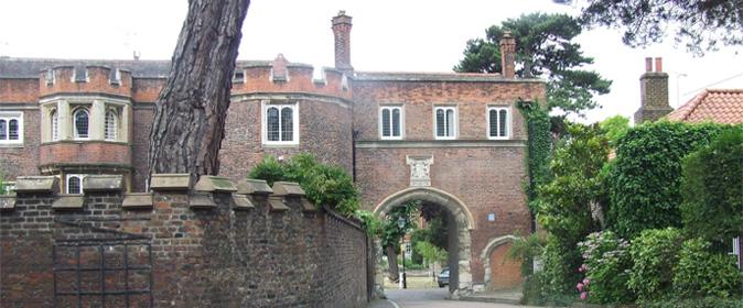 Richmond Palace (Liz Callan Photography)