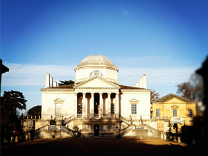 Chiswick House: Cue the Music… (Or Why We've Been Socially Inept Since 2007)