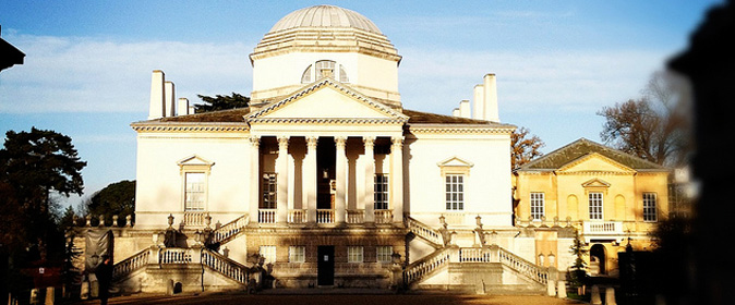 Chiswick House 674 x 280 (David Barrie)