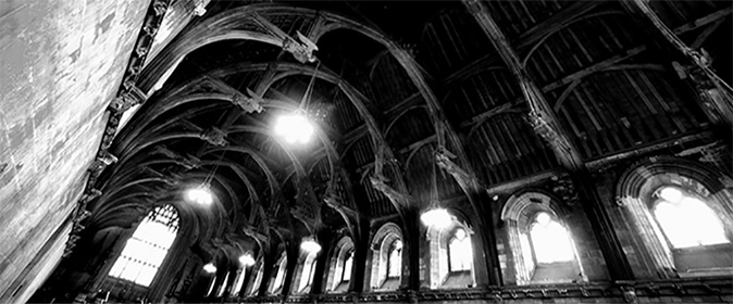 Westminster Hall 674 x 280